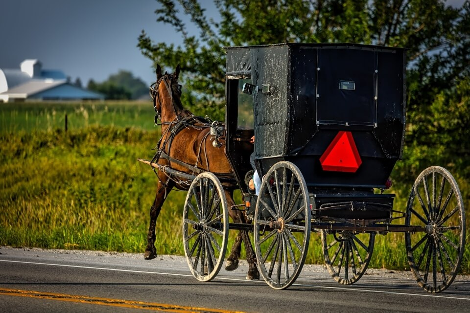 National Geographic: Staying on an Amish Farm in Lancaster County the Ideal Way to Connect with Land