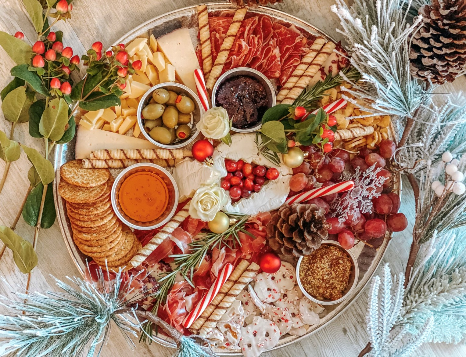 West Chester Woman Has Food Fun in a Box with Charcuterie Chic