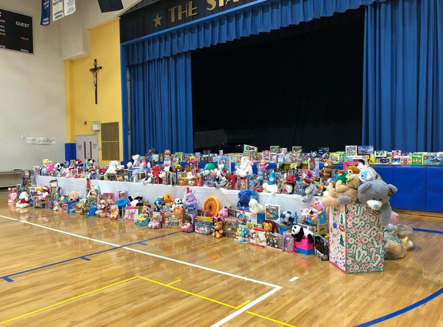 GWCC's Ninth Annual Holiday Toy Drive Benefits Local Children