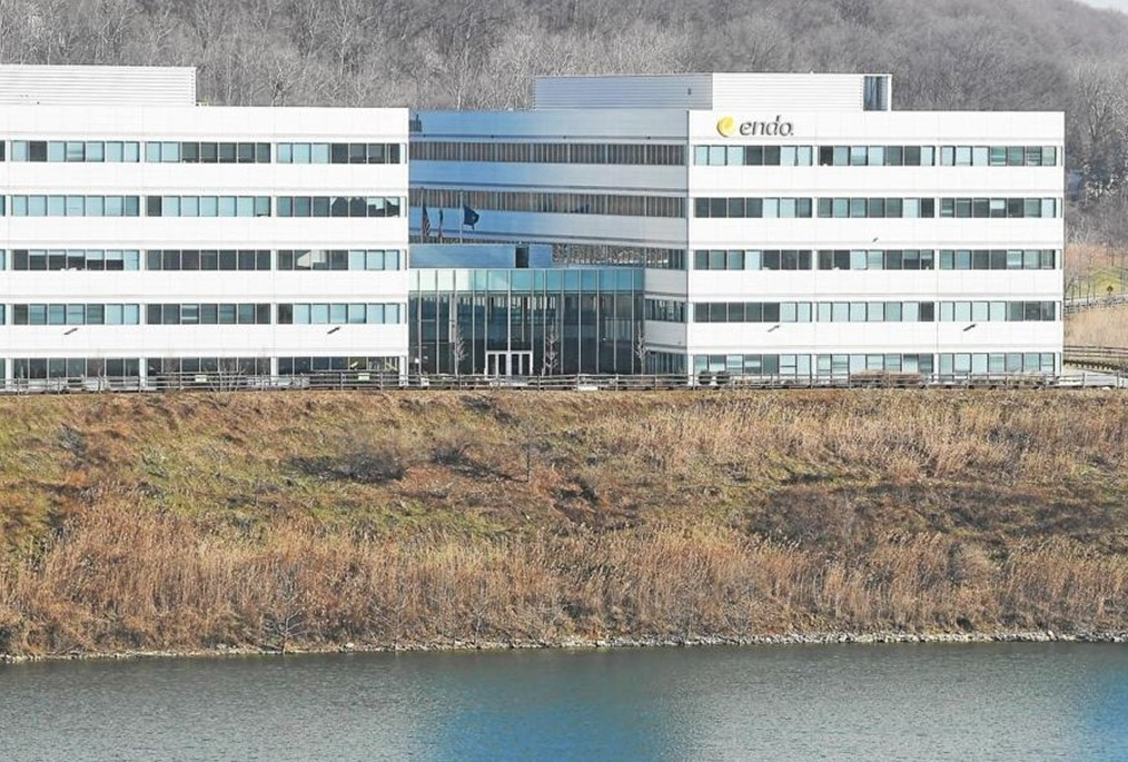 Malvern's Endo Plans to Restructure, Eliminate 560 Positions