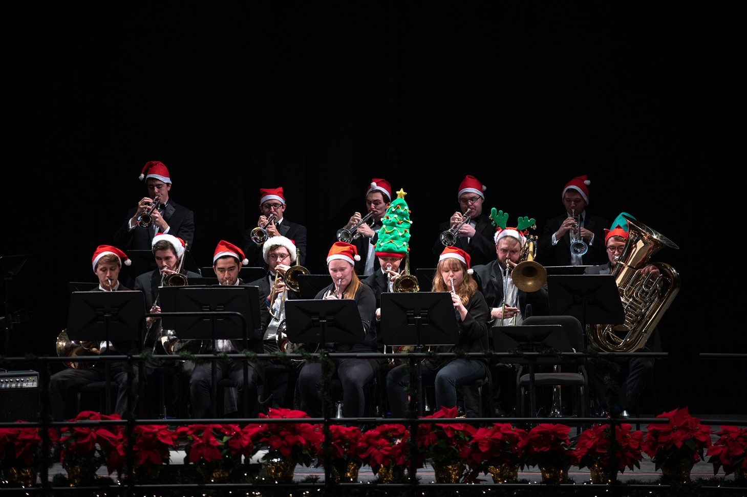 WCU's 99th Annual Holiday Program Available Via Livestream on Dec. 5