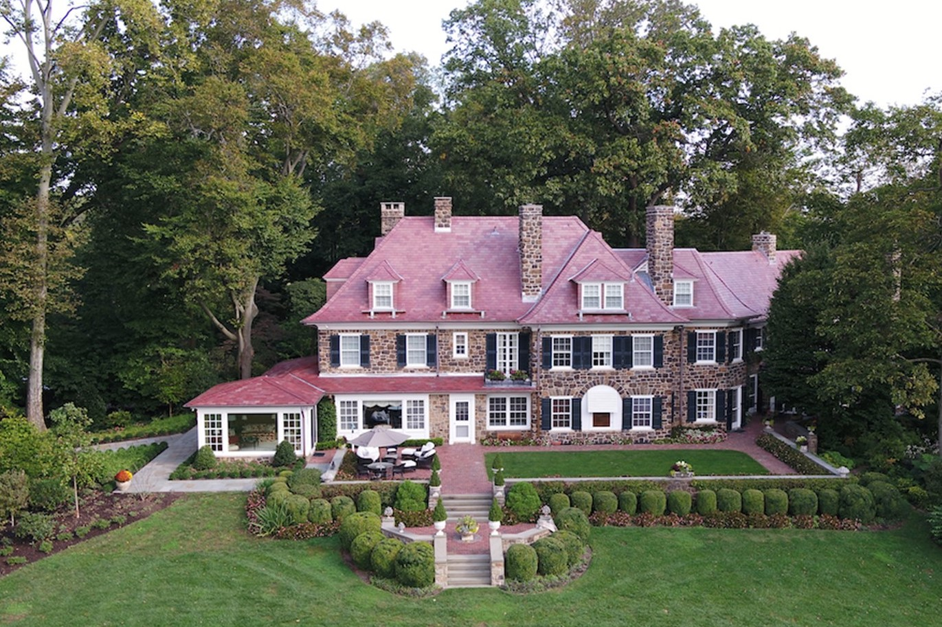Berwyn Estate, 222 Acres and All, Hits Market as Most Expensive Listing in Pennsylvania