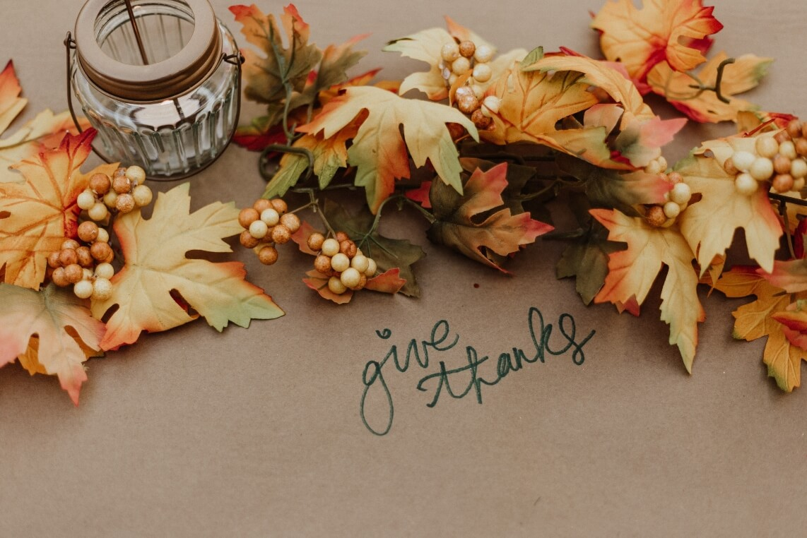 In a Year Like No Other, VISTA.Today Wishes You a Happy, Socially Distant Thanksgiving