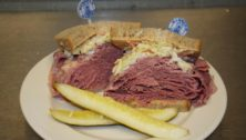 Hymie's jewish deli philly foodie