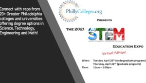 stem expo phillycolleges