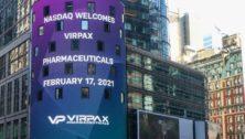 Virpax Phamaceuticals.