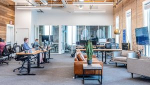 Post pandemic Office Design