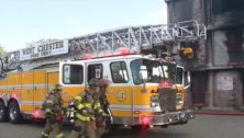 West Chester Fire Department volunteer need