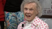 Agnes Speer, WWII Nurse