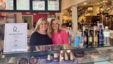 The Queens' Table Paoli ice cream