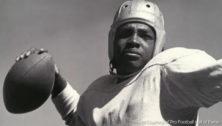 Wally Triplett football player