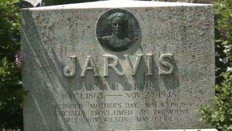 anna jarvis mother's day