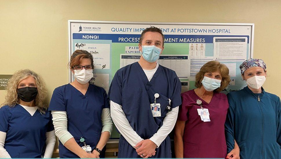 pottstown hospital 4th floor orthopedics