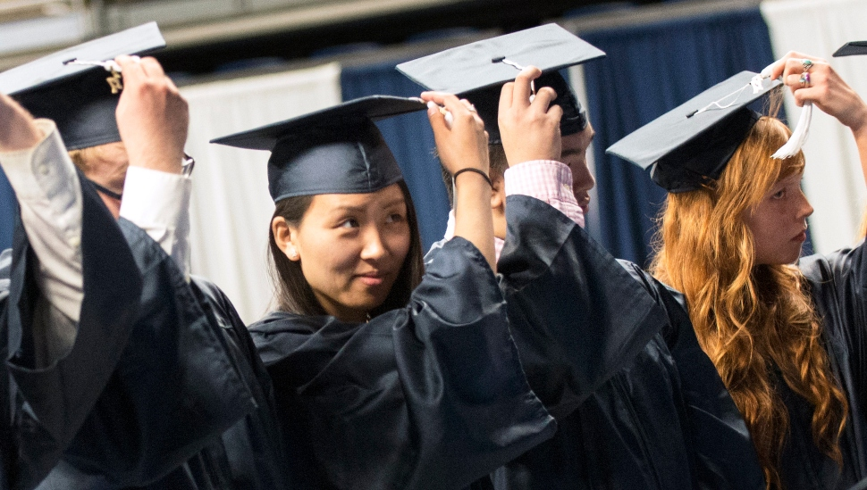 New Chester County graduates fledgling careers