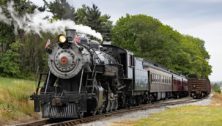 Strasburg Rail Road Best in US