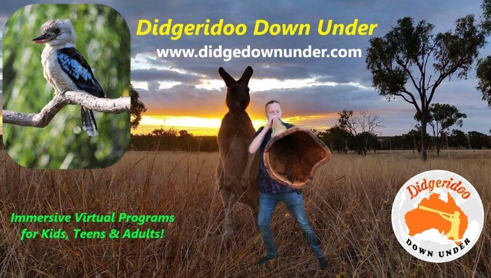 Didgeridoo Down Under Show