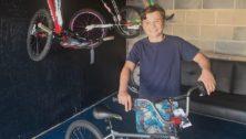 Dom Pecora Dom Fixes Bikes DFB