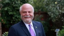 Howard M. Nathan, Devon, president/CEO, Gift of Life Donor Program