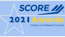 SCORE 2021 Small Business Achievement Awards logo