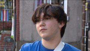 Daniel Mautz, Central Bucks School District student
