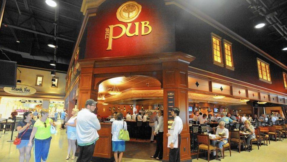 Pub by Wegmans closures