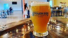 stolen sun craft brewing
