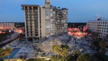 Champlain Towers South, Surfside, Florida
