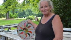 Margie Samero, owner of Step by Stepping Stones