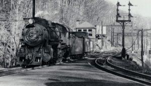 Chester County railroads