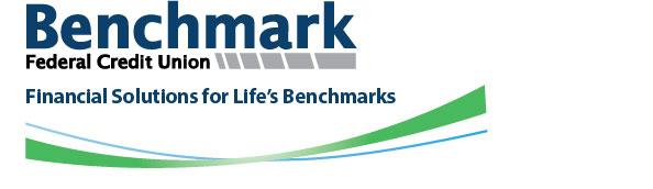 benchmark federal credit union logo