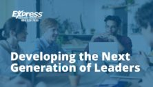 Developing Next Generation Leaders