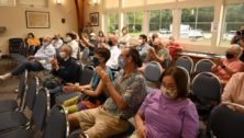 open space advocates township meeting