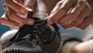 healthy lifestyle runner