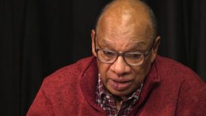 george raveling basketball interview