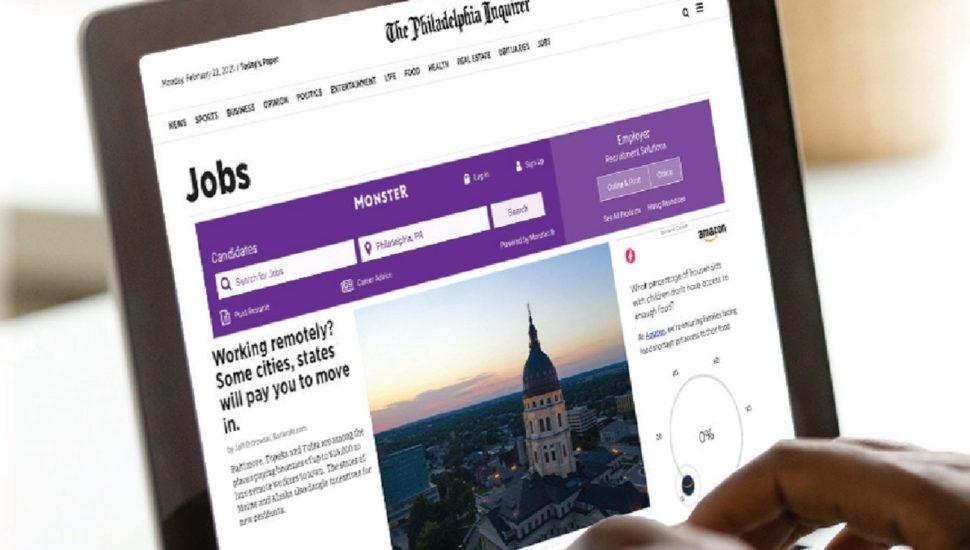 inquirer monster job ads