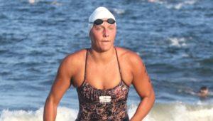 ocean mile swimmer