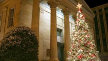 christmas tree courthouse