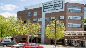 Delaware County Memorial Hospital in Drexel Hill.