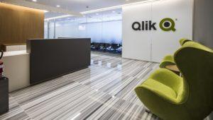 Qlik office interior