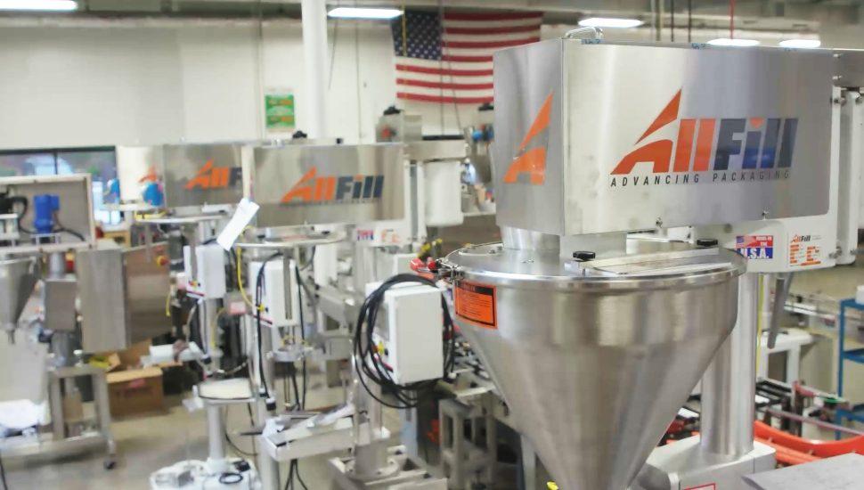 packaging machinery equipment